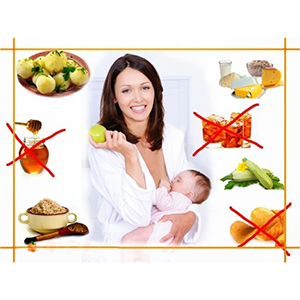 Кормление грудного ребенка питание матери