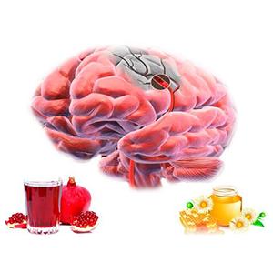 Рецепты чистки сосудов головного мозга
