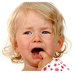 Детский герпес +на губах