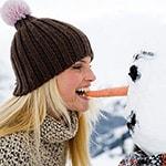 Питание в зимнее время