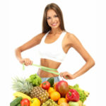 Диета и упражнения для тонкой талии