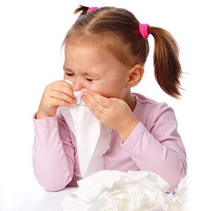 Чем годовалому ребенку лечить сопли