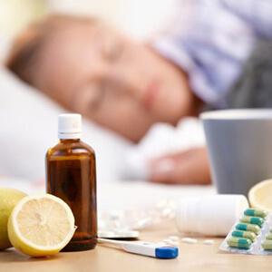 влияние простуды на жкт