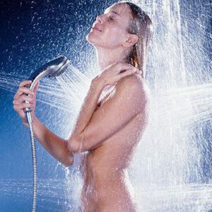 душ и здоровье