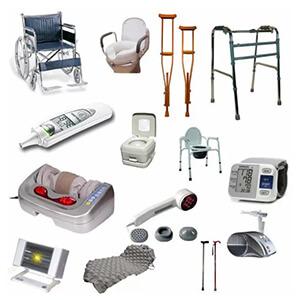 медицинские приборы и аппараты для домашнего использования