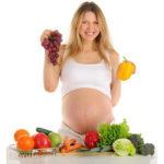 Правильное питание при беременности чтобы не поправиться
