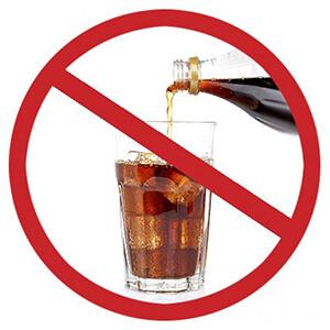 отказ от диетических напитков