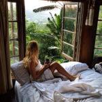 Спим с открытым окном