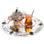Золотой азербайджанский чай