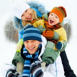 поддержка иммунитета в зимнее время