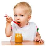 Усиленное питание для ребенка