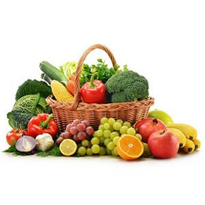 полезность овощей и фруктов