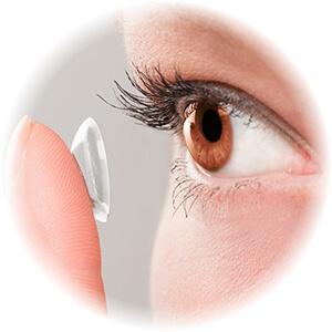 коррекция зрения линзами