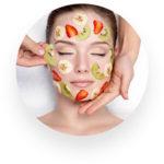 Натуральные ингредиенты домашних масок для лица